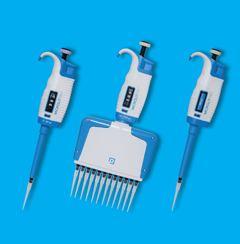 A Stepwise Guide to Selecting the Right Micropipette