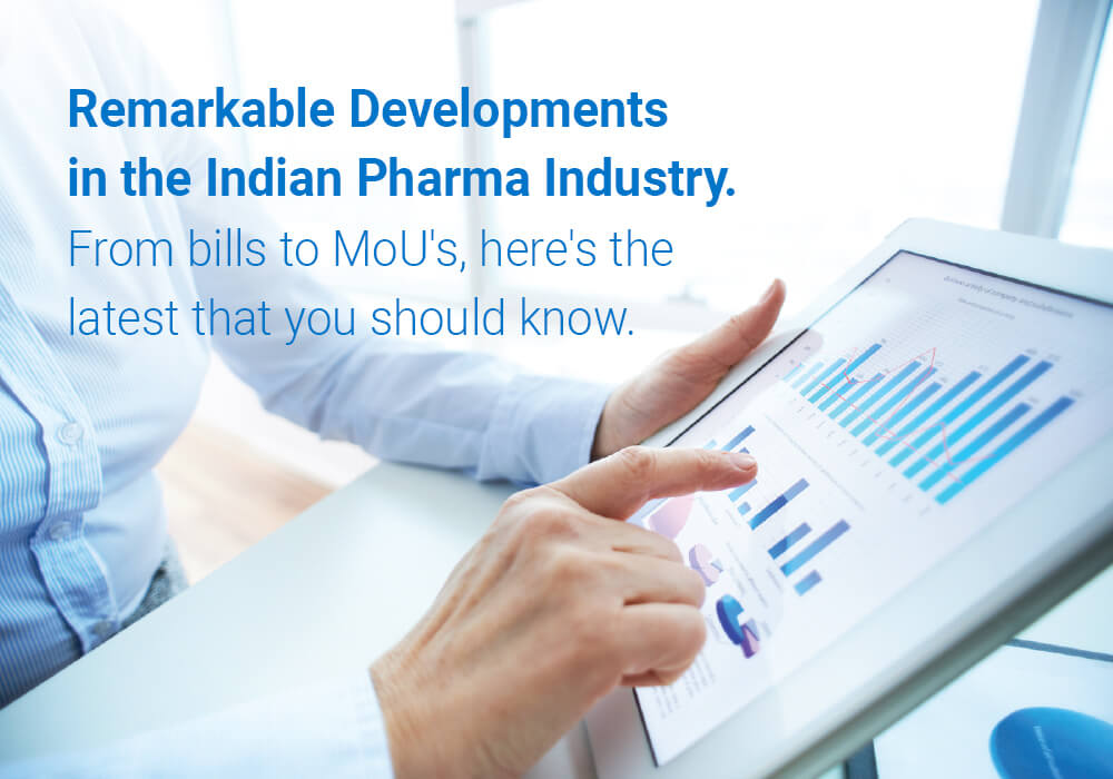 Latest Developments in the Indian Pharmaceutical Industry