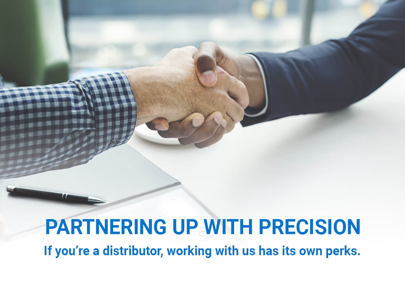 Why Should Distributors Partner up with Microlit?