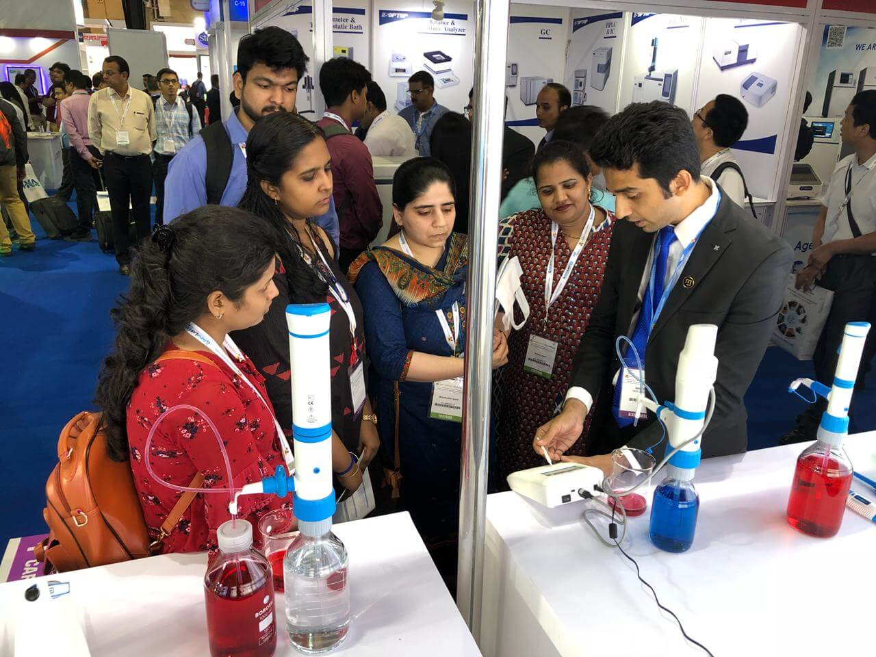 India Lab Expo 2019  - 6
