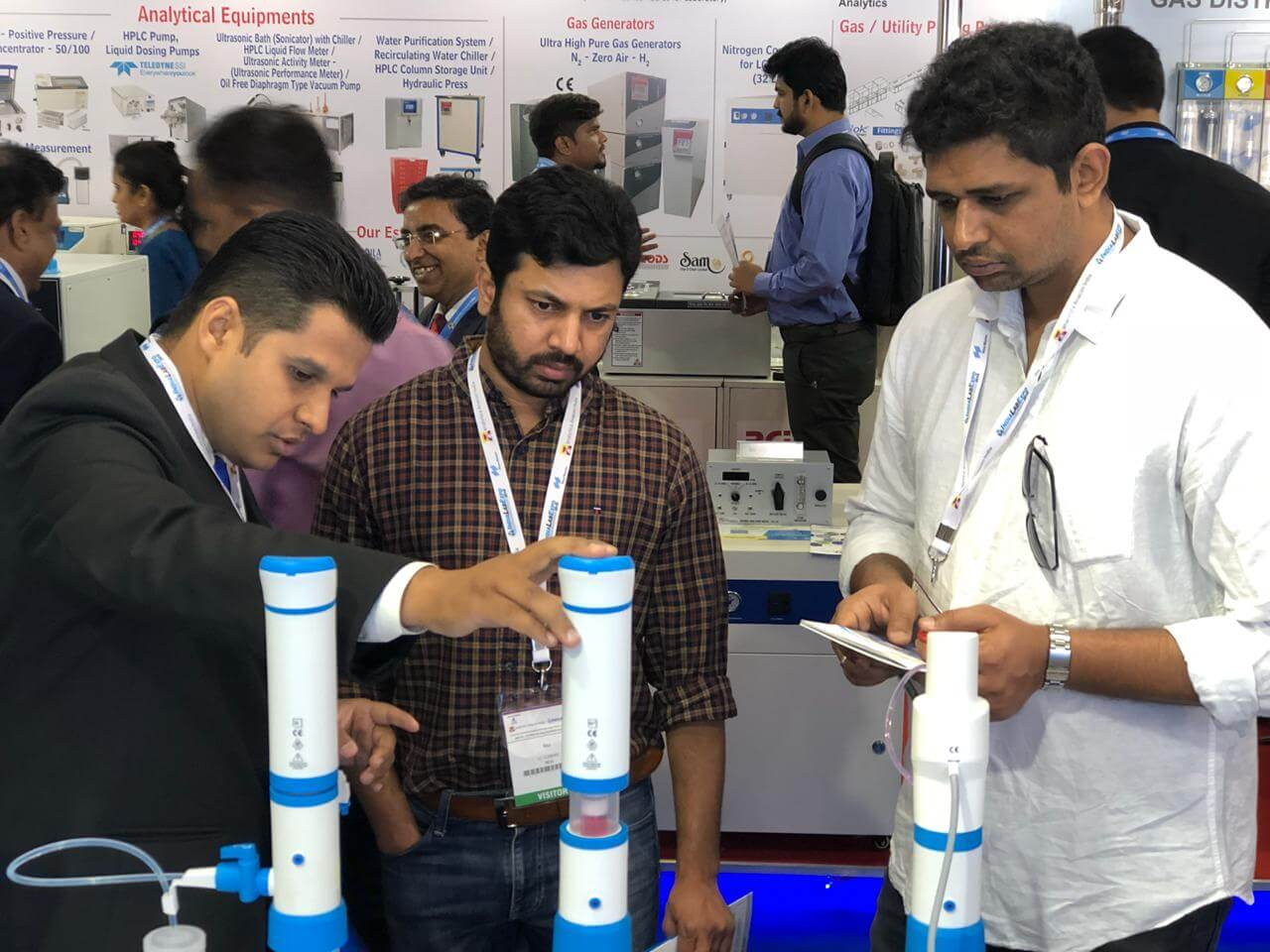 India Lab Expo 2019 - 1