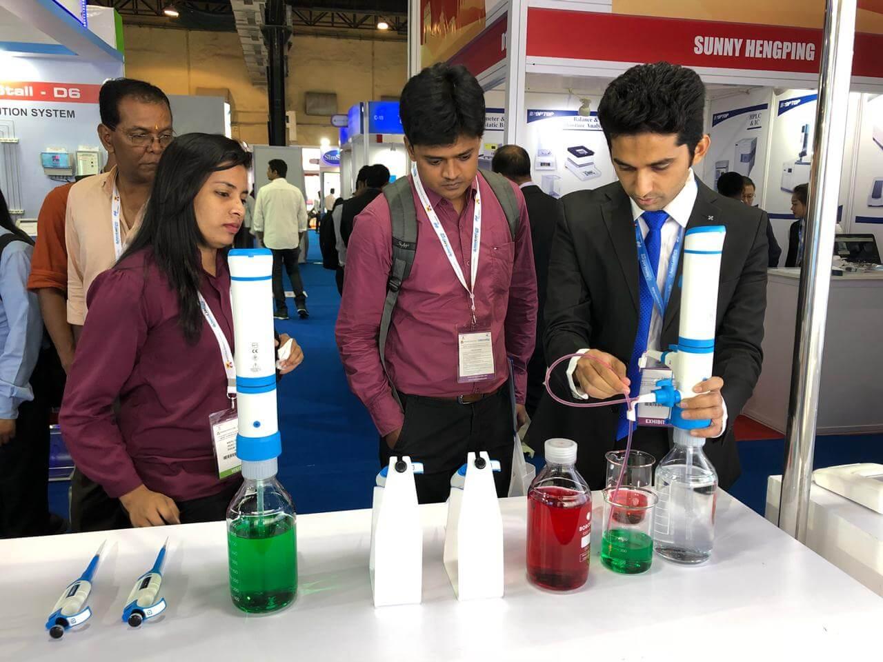 India Lab Expo 2019 - 4
