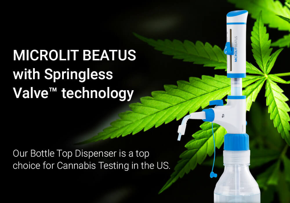 MICROLIT BEATUS: Facilitating Cannabis Testing in the US