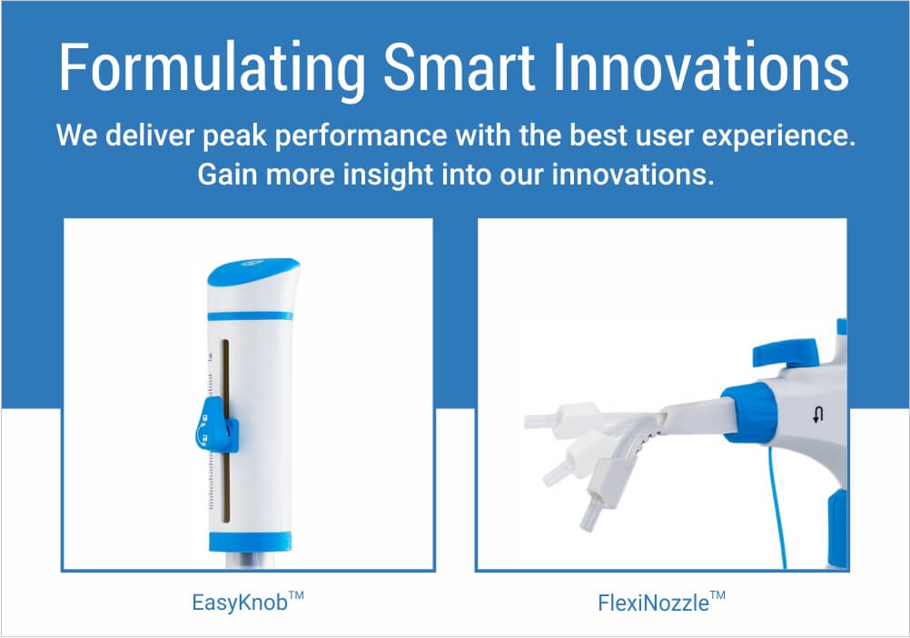 Our Innovations: Facilitating Efficient Laboratory Operations