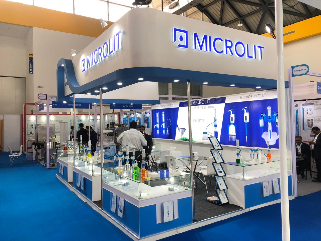India Lab Expo 2019, Hyderabad