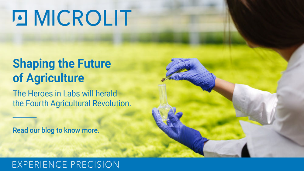 The Fourth Agricultural Revolution will be Driven by the Heroes in the Labs