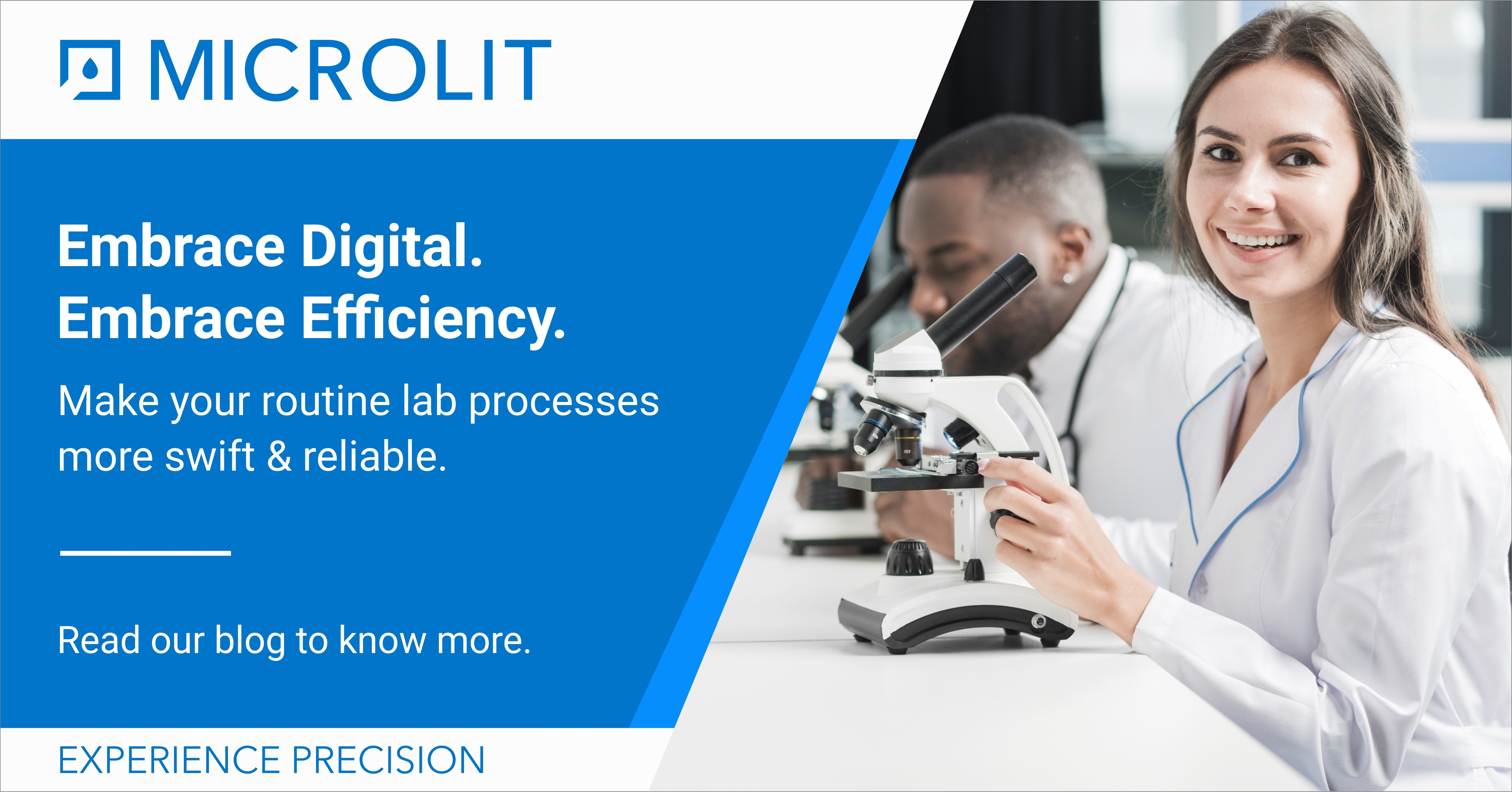Go Digital to Accelerate Your Efficiency