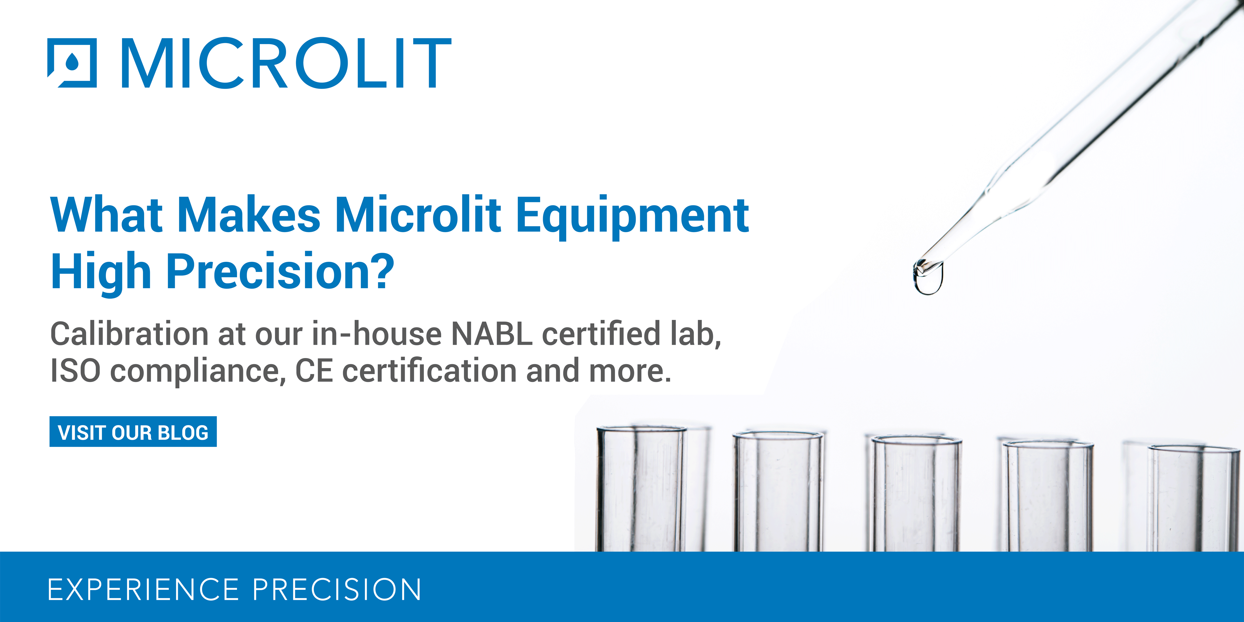 How We Ensure High Levels of Precision in Our Lab Equipment
