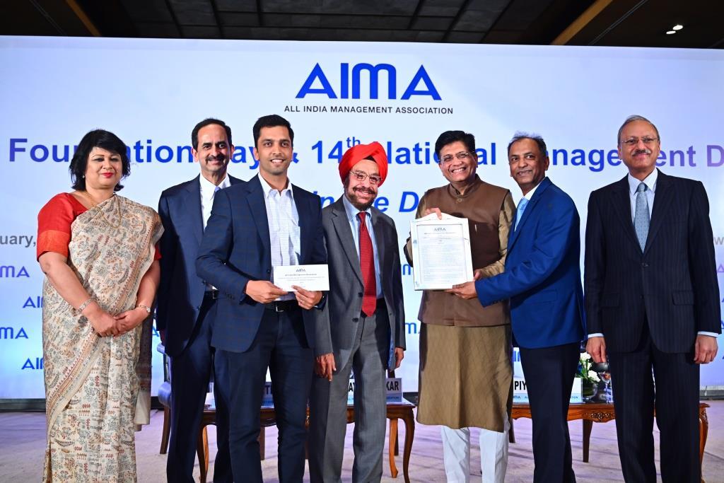 AIMA – Dr. J.S. Juneja Award for Creativity & Innovation