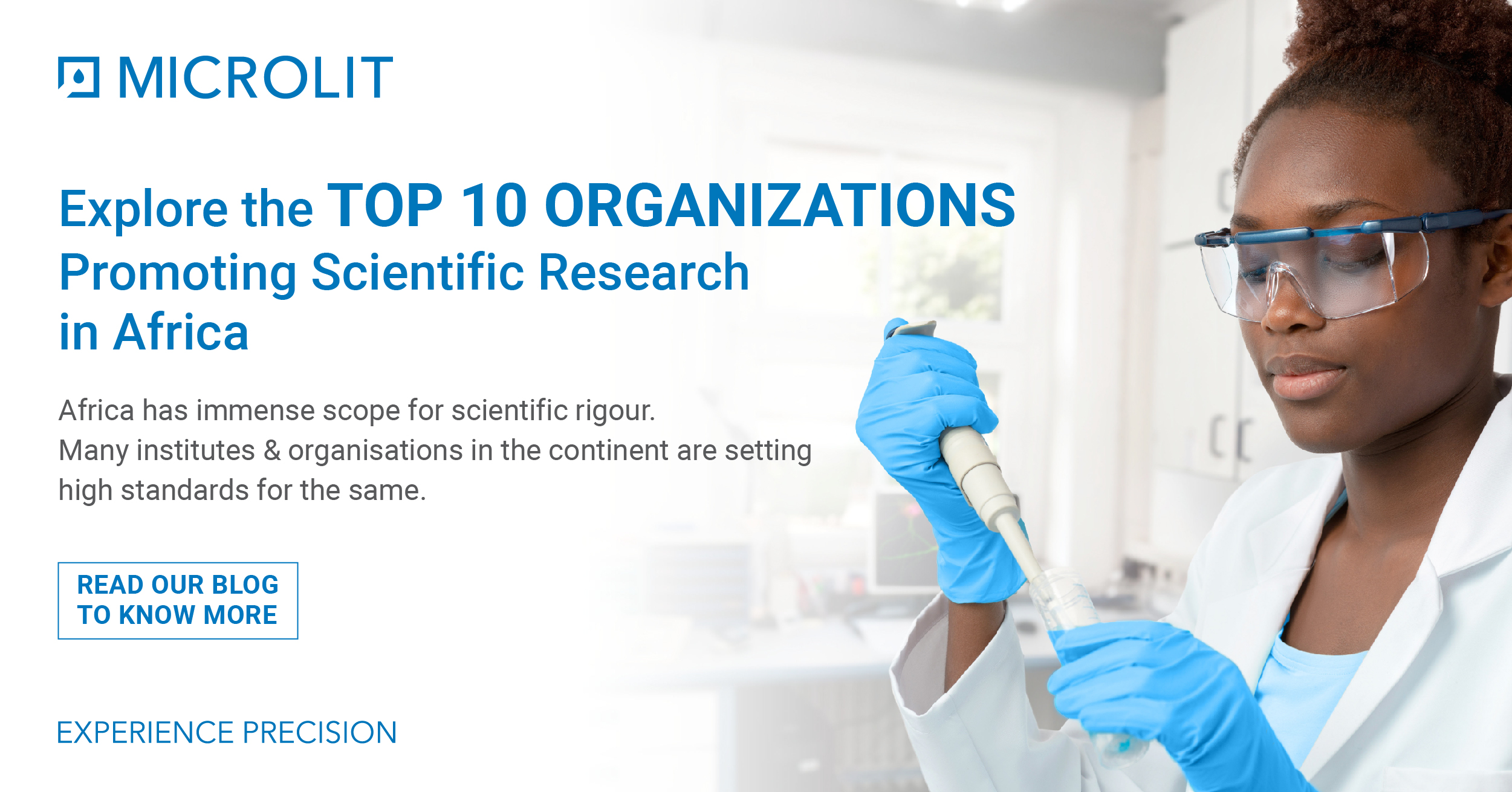 Top 10 Organizations Promoting Scientific Research in Africa